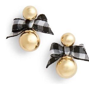 Kate Spade Pretty Pearly Earrings